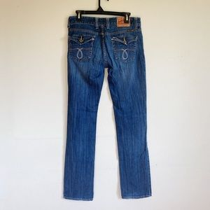 Flirty Vintage/y2k Lucky Brand Low Rise Jeans